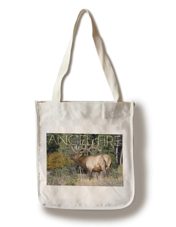 【国内正規品】 Angel Fire B01N9TYGYU、新しいメキシコ – Elk Bellowing Tote Canvas – Tote Bag LANT-77777-TT B01N9TYGYU Canvas Tote Bag, MADMAX:a4718398 --- arianechie.dominiotemporario.com