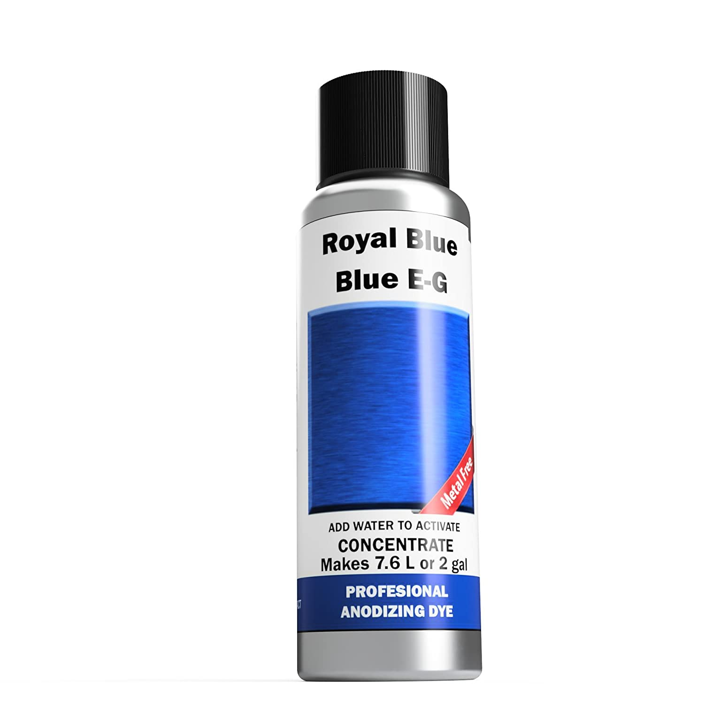Amazon com: Professional Aluminum Anodizing Dyes | Blue E-G | Light