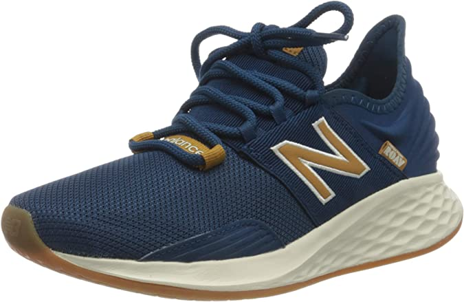 New Balance Fresh Foam Roav, Zapatillas para Correr de Carretera para Hombre, Onda Rogue, 46.5 EU: Amazon.es: Zapatos y complementos