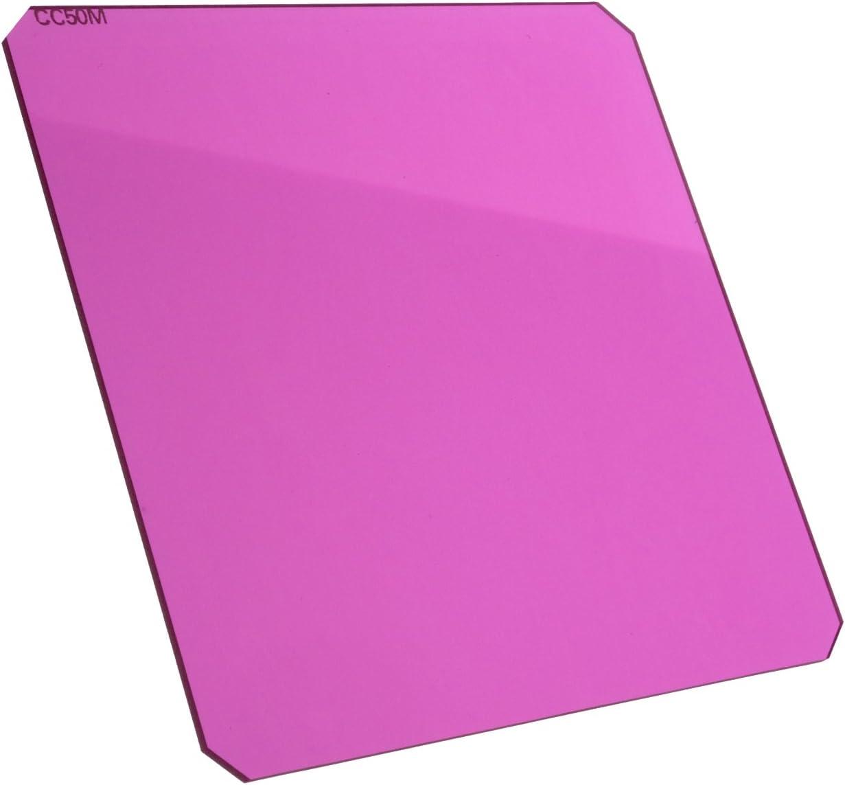 2.67x3.35 Formatt-Hitech 67x85mm Resin Color Correction Magenta 20