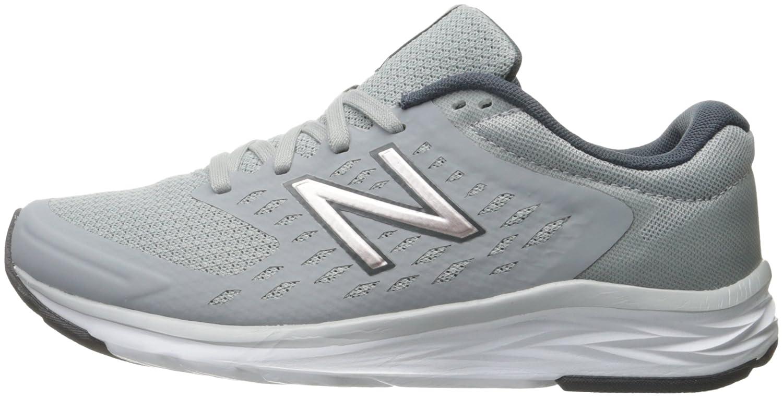 New Balance Women's 490V5 Running Shoe B01MXNYKRS 5 D US|Silver Mink/Thunder