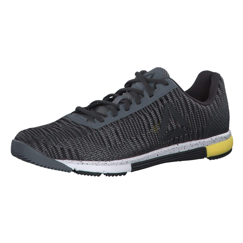 Cold grau Weiß Go Gelb Reebok Herren Speed Tr Flexweave Fitnessschuhe, blau, 48.5 EU