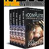 THE COMPLETE PATERSON & CLOCKS BOX SET five explosive crime thrillers