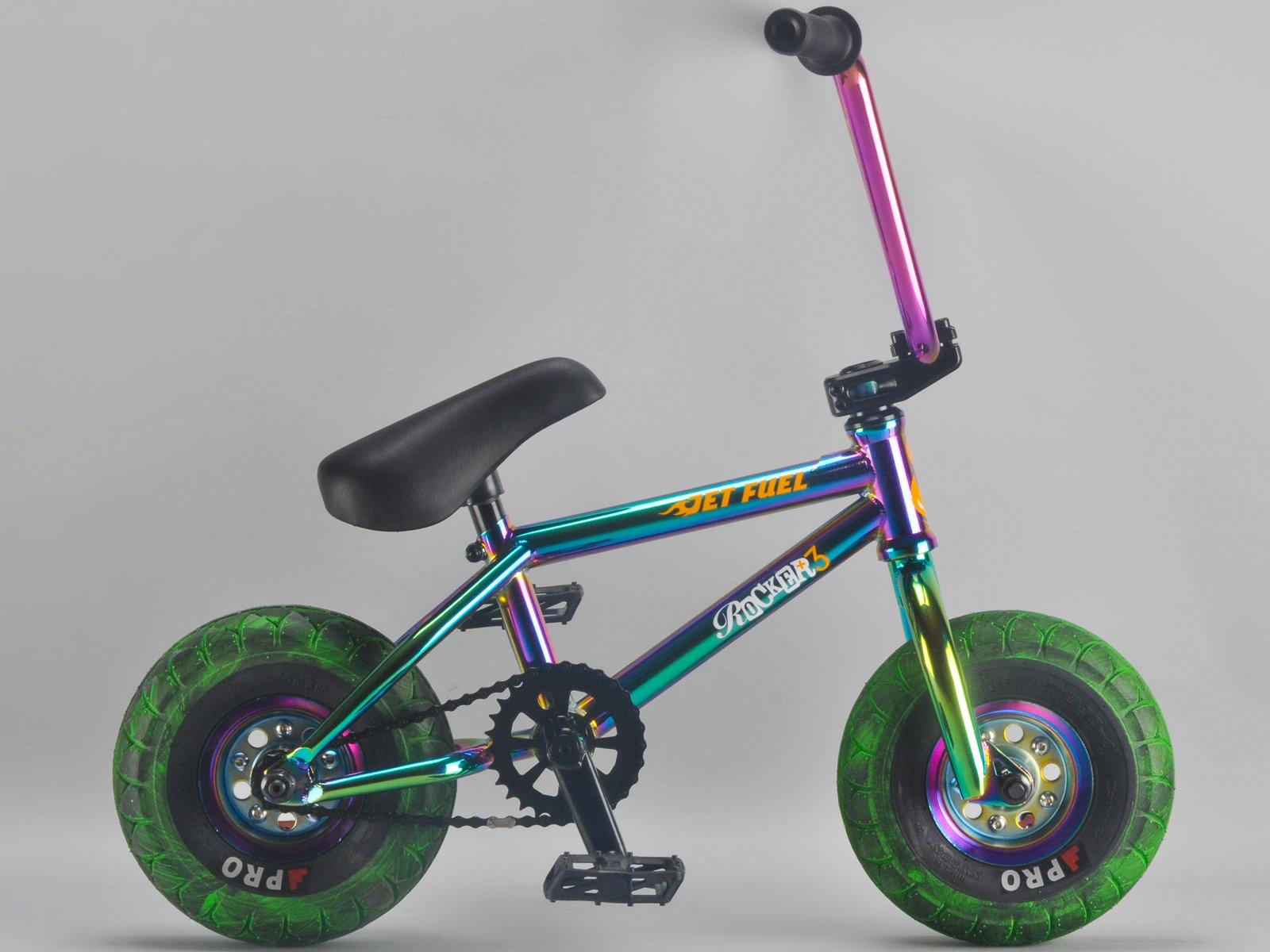Rocker 3+ JET FUEL BMX Mini BMX Bike