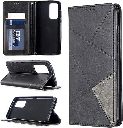 Lyzwn Funda Huawei P40,Premium Tapa Flip PU Suave Cuero Case ...
