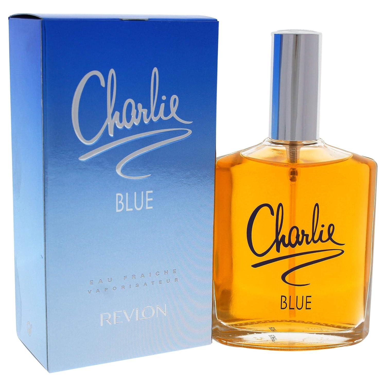 Charlie Blue Eau Fraiche 100ml Natural Spray Revlon 119083