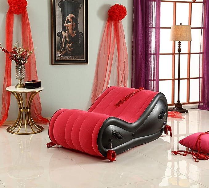 Amazon.com: Erotic Furniture - Sillón hinchable para pareja ...