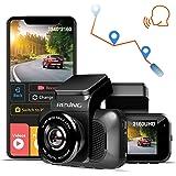 """Traço Rexing V1 Básico Cam 1080P FHD DVR carro Gravador de condução, 2,4"""" LCD 170 ° Grande Angular, G-Sensor, WDR, Estacionam"""