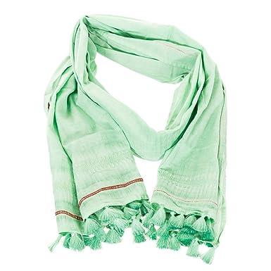 3328447ae9e Napapijri - Foulard - Femme vert vert taille unique  Amazon.fr ...