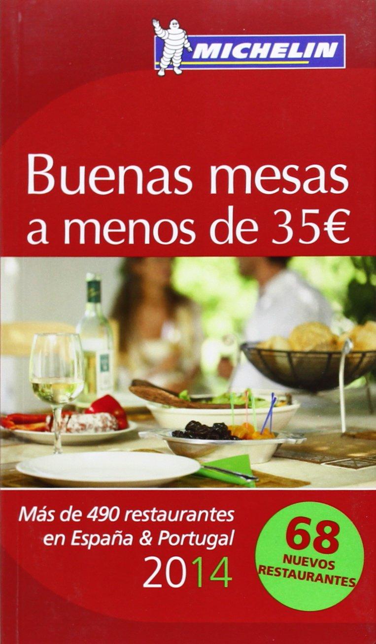 G.M. Buenas Mesas A Menos De 35 € (La Guía Michelin): Amazon.es: Vv.Aa.: Libros