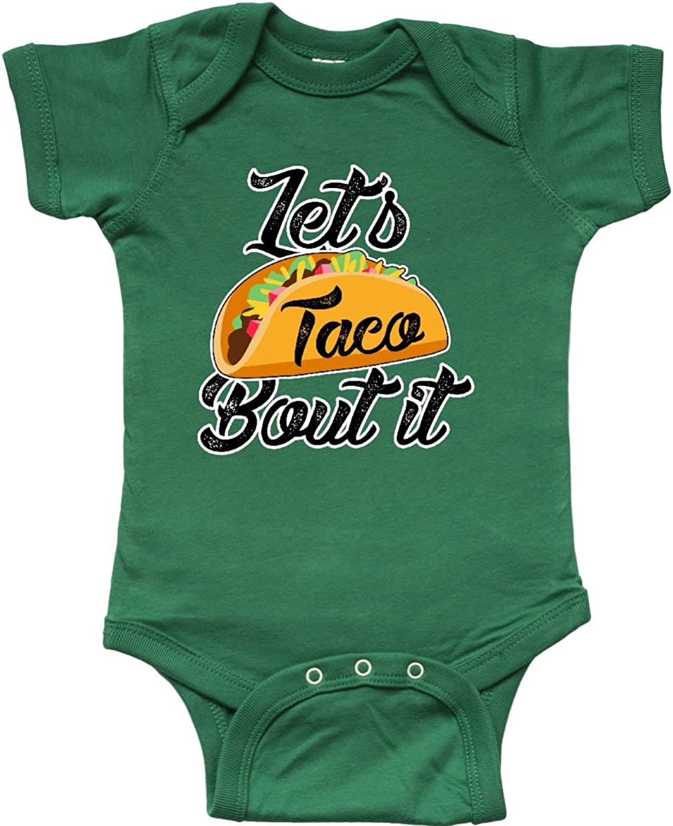 inktastic Cinco De Mayo Lets Fiesta Infant Tutu Bodysuit