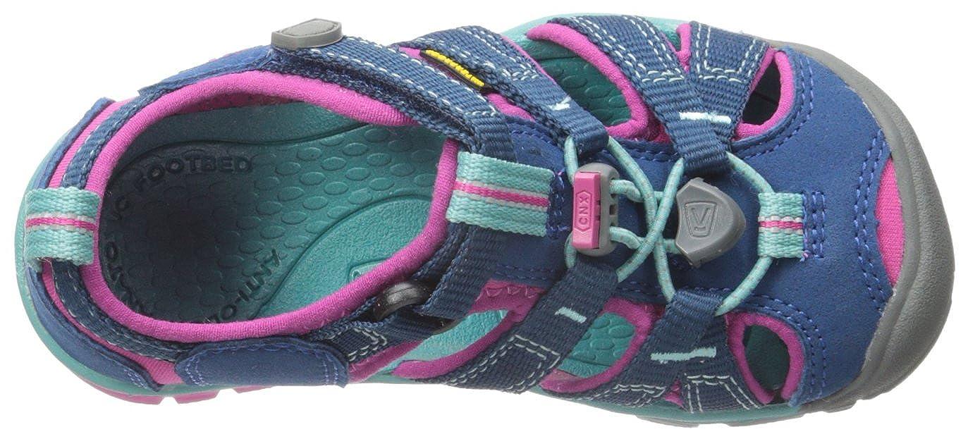 KEEN Unisex Kids/' Seacamp Ii CNX Closed Toe Sandals