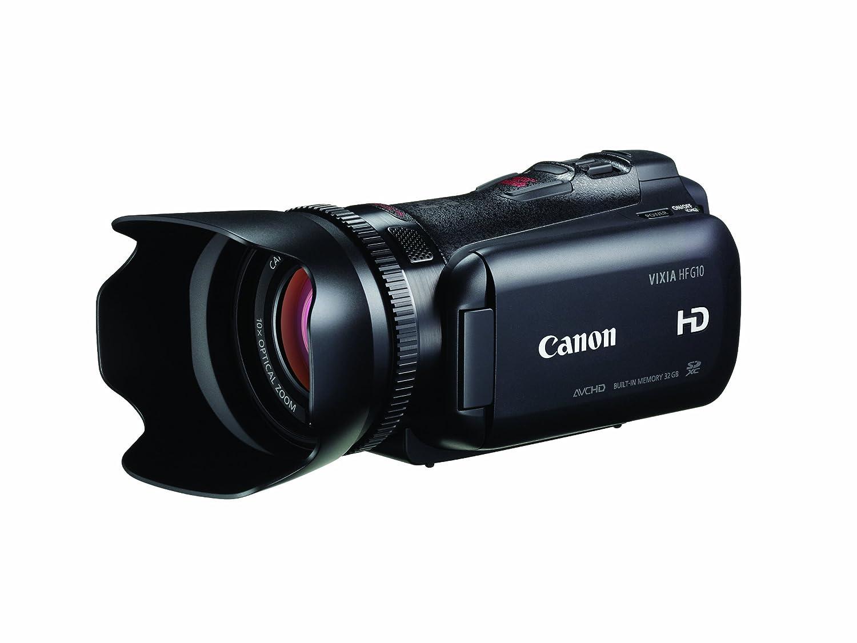 Amazoncom Canon VIXIA HF G10 Full