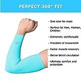 SportsTrail Arm Sleeves for Men & Women, Tatoo