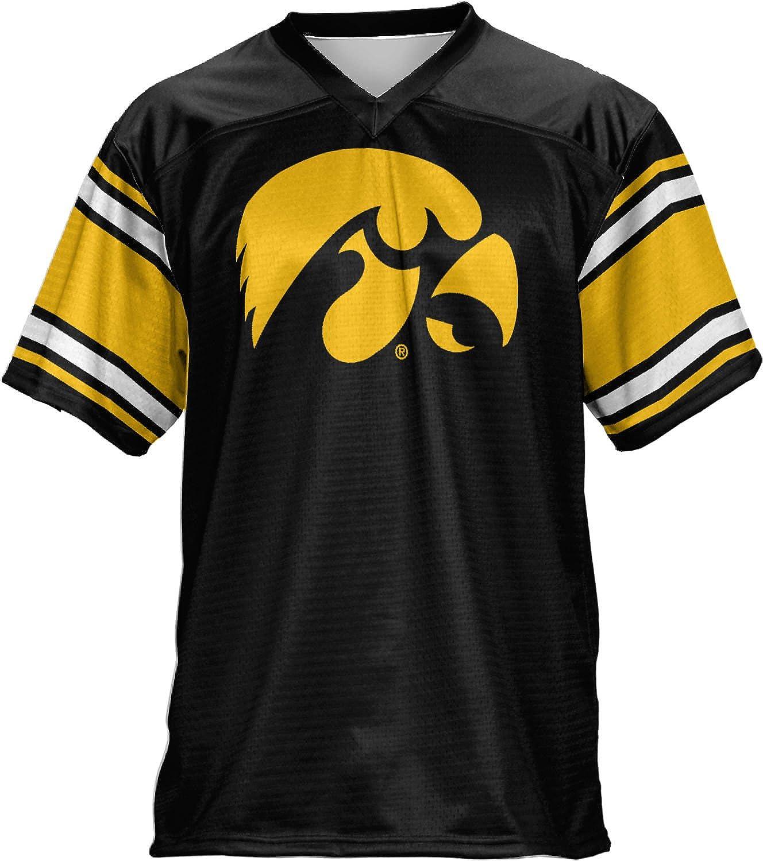 Apparel IOWA ProSphere Men/'s University of Iowa End Zone Football Fan Jersey