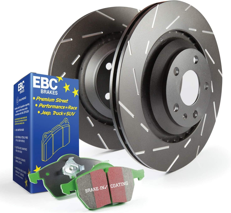 EBC S2KF1210 Stage-2 Sport Brake Kit