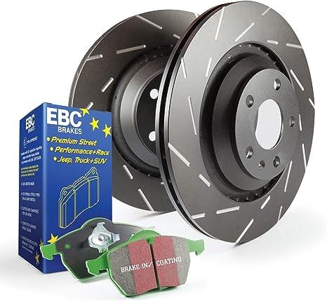 EBC S2KR1897 Stage-2 Sport Brake Kit