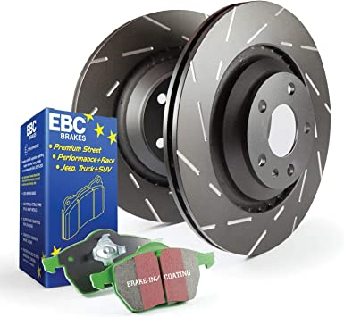 EBC S2KR1635 Stage-2 Sport Brake Kit