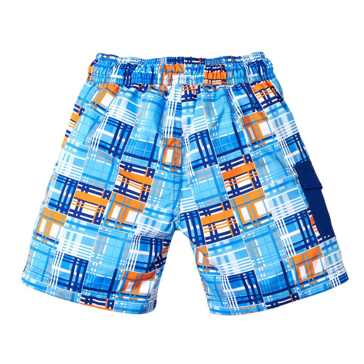 Sun Protection Uv Skinz Boys 3-piece Swim Set UPF 50