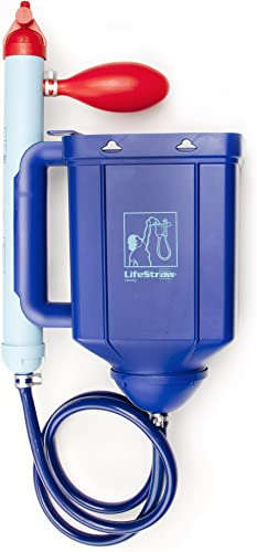 LifeStraw Family 1.0 Portable Gravity Powered Water Purifier