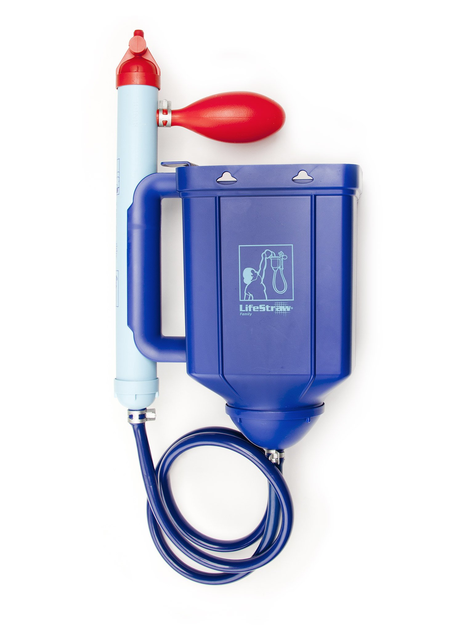 LifeStraw Family 1.0 Portable Water Filter
