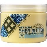 Alaffia - EveryDay Shea - Pure Fair Trade Shea Butter, Unscented, 11 Ounces