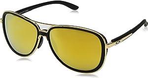 c18efdee102 Amazon.com  Oakley Men s Split Time Polarized Sunglasses