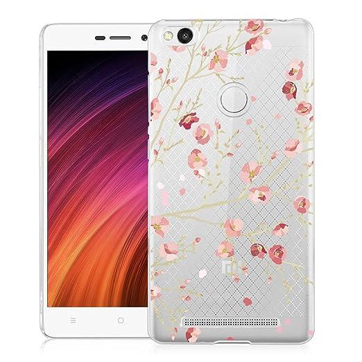 9 opinioni per Custodia Xiaomi Redmi 3 Pro , ivencase Cover Xiaomi Redmi 3 Pro Silicone