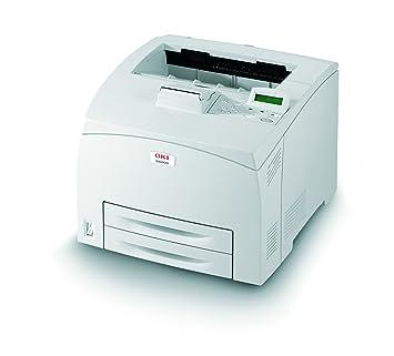 OKI B6200N - Impresora láser (1200 x 1200 dpi, Laser, A4 ...