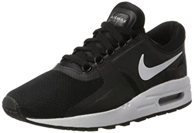check out 67b90 a5312 Nike Unisex Kids' Air Max Zero Essential Gs Trainers Black: Amazon ...