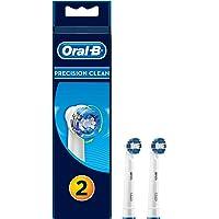 Oral-B Precision Clean Diş Fırçası Yedek Başlığı, 2 Adet