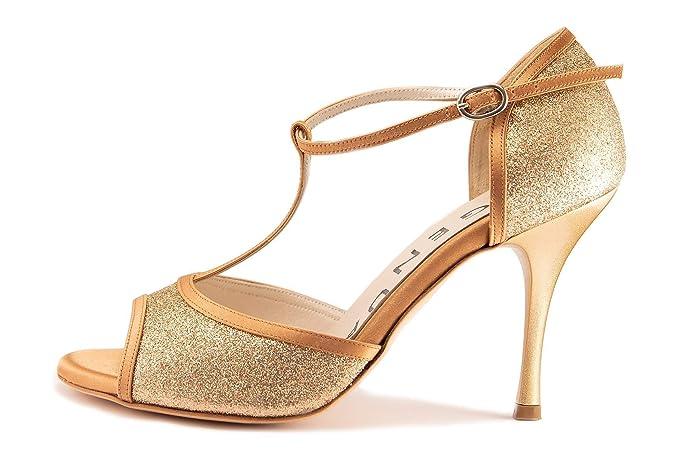 new style 5cb41 c49d8 SCARPA MIA tacco 9. Abbigliamento donna da sera e da tango ...