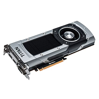 EVGA 06G-P4-3793-KR GeForce GTX Titan 8GB GDDR5 - Tarjeta ...
