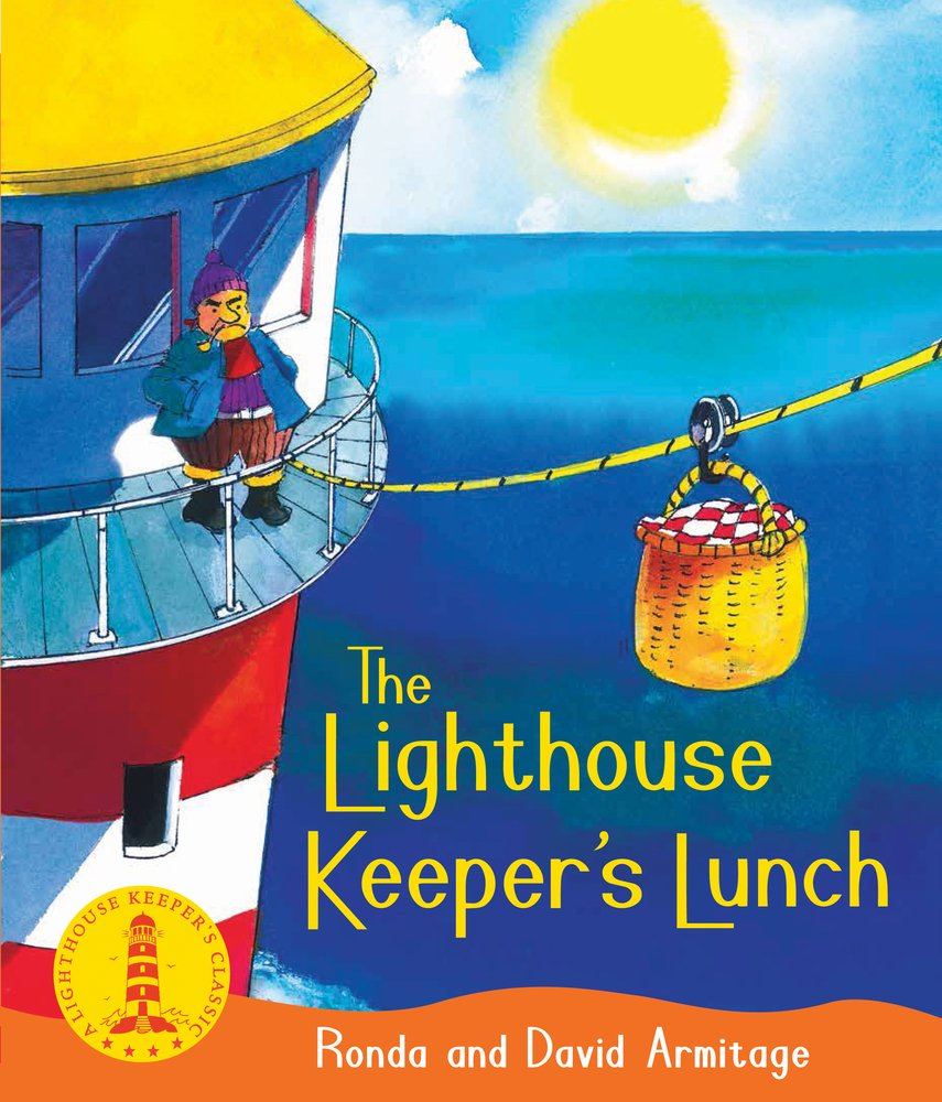 The Lighthouse Keeper's Lunch: Amazon.co.uk: Armitage, Ronda ...