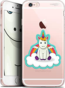 Ultra Slim Case for 4.7-Inch Apple iPhone 6/6S with Baby Unicorn Design
