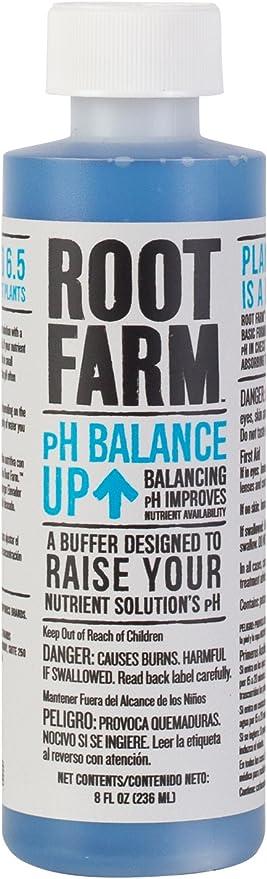 Root Farm Ph Balance Down for Hydroponic Plants 8oz