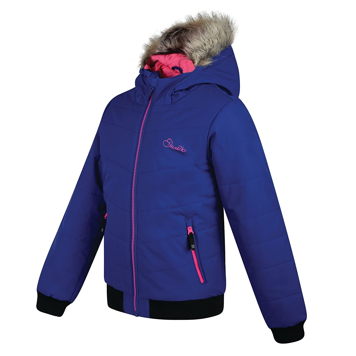 Dare2b Emulate Girls Ared 5000 Fabric Padded Insulated Jacket