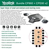 Yealink CP860 + CPE80 x2 Diamond HD IP Conference