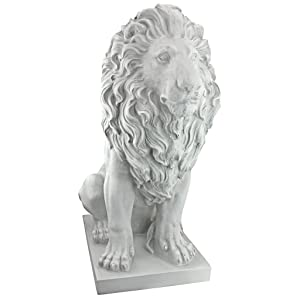 Design Toscano KY71134 Lion of Florence Statue