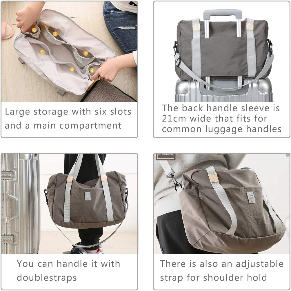 ADGAI Constellation Scorpio Canvas Travel Weekender Bag,Fashion Custom Lightweight Large Capacity Portable Luggage Bag,Suitcase Trolley Bag