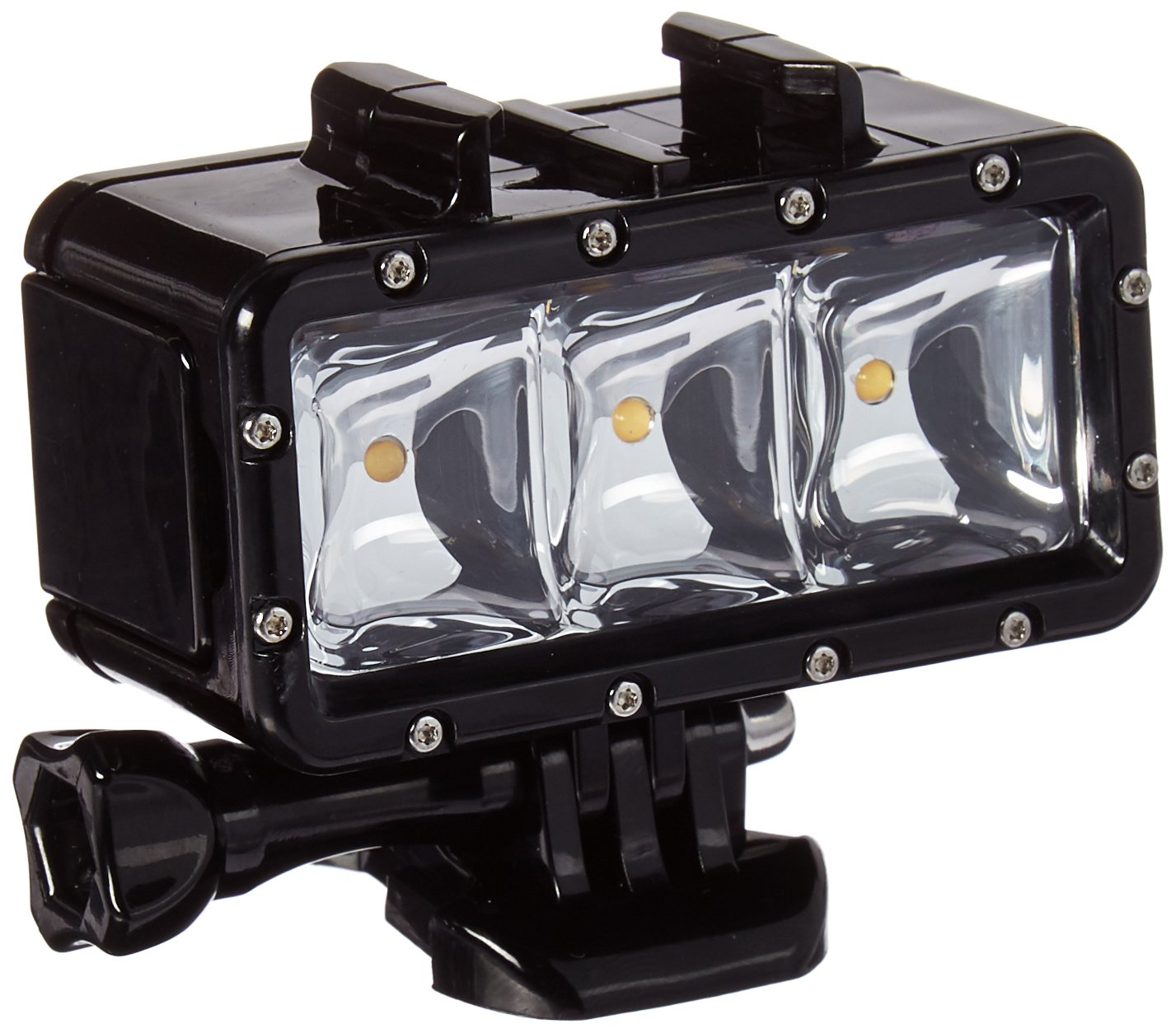 Bestshoot Underwater 30M LED Video Light for Gopro 4 3 3+ 2 1 Session