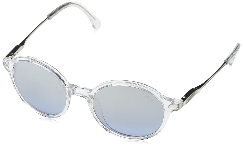 Lozza SL4077M-gafas de sol Mujer Azul Azul (SHINY CRYSTAL ...