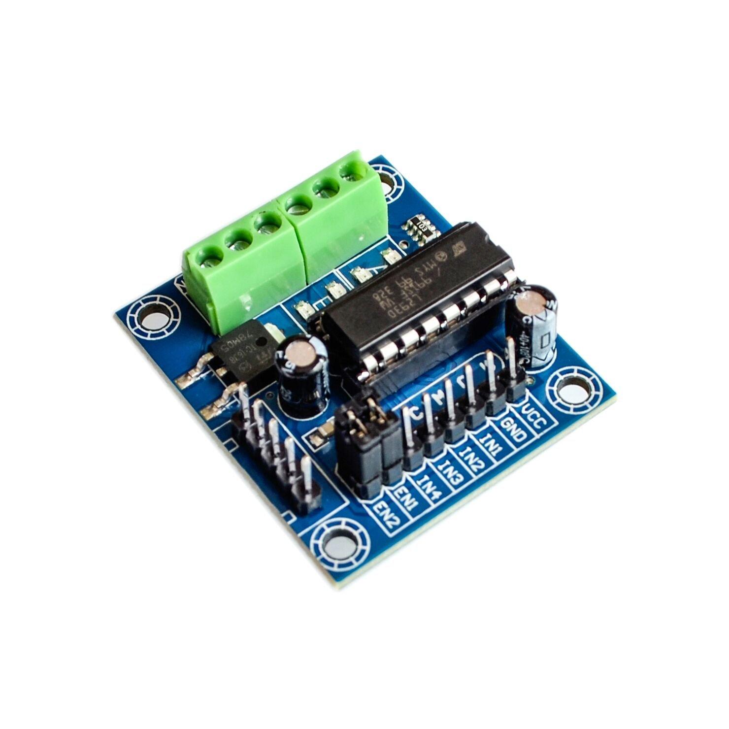 10PCS Mini Motor Drive Shield Expansion Board Module L293D Arduino UNO Mega 2560