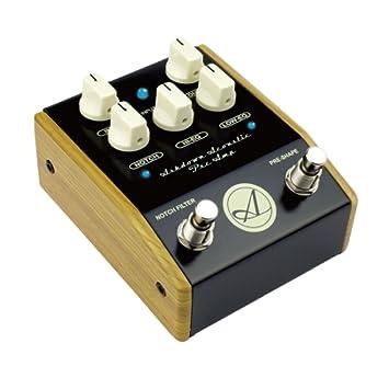 Ashdown AA-PEDAL - Pedal preamplificador para guitarra acústica