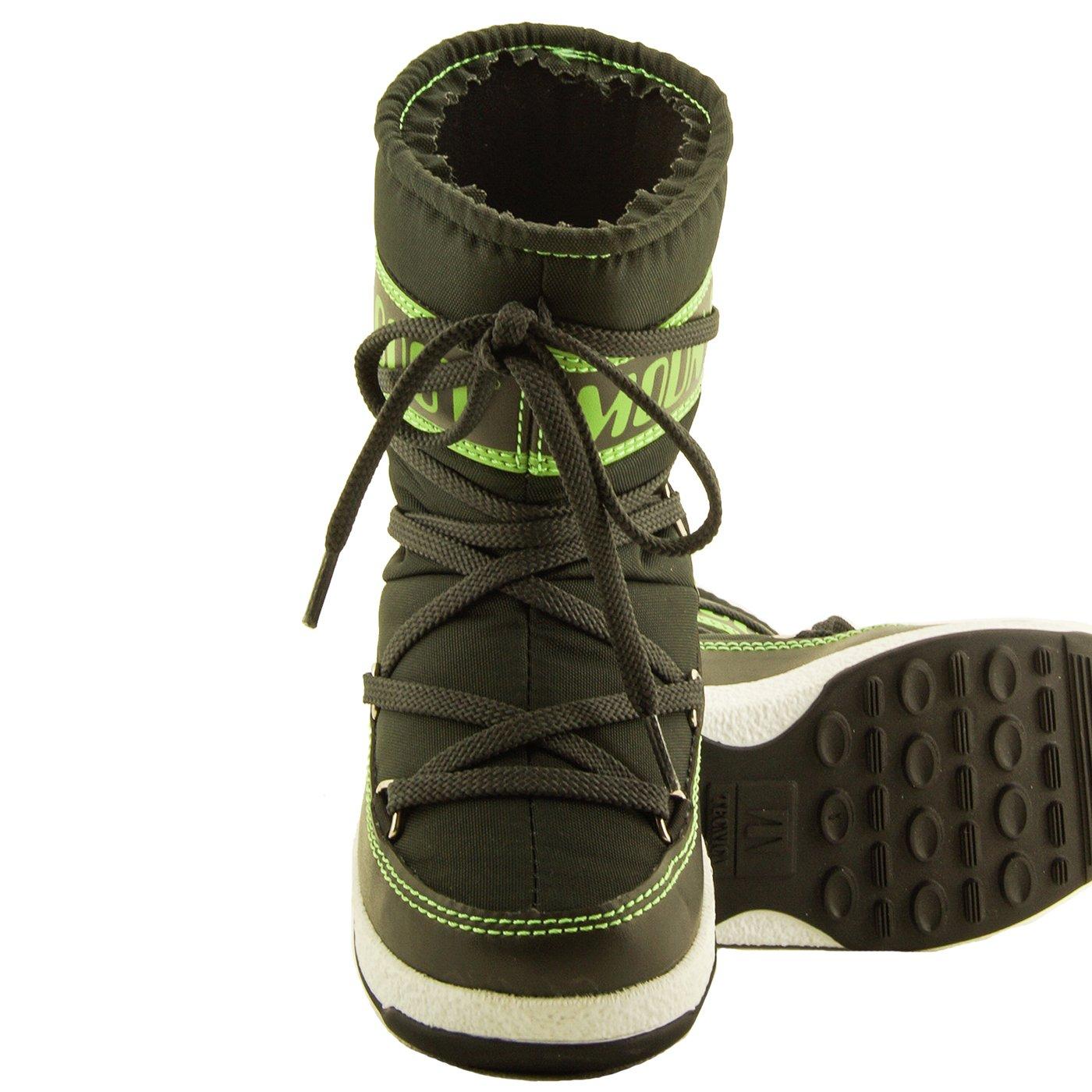 Moon Stiefel Stiefel Stiefel W.E. Sport Mid JR Kinder Stiefel e1c0d3