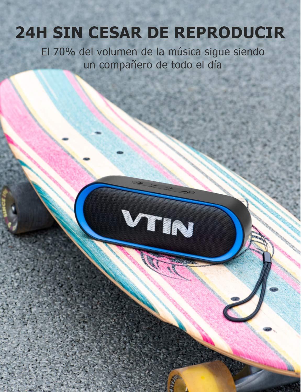 altavoz bluetooth vtin r4
