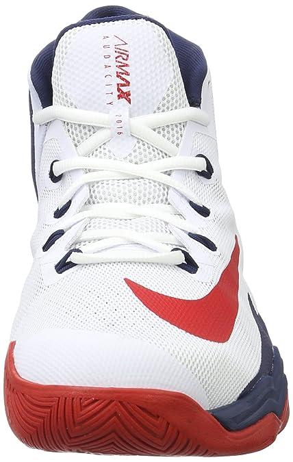 Nike Men s Air Max Audacity 2016 Basketball Shoes  Amazon.co.uk  Shoes    Bags 9cc4f17e6