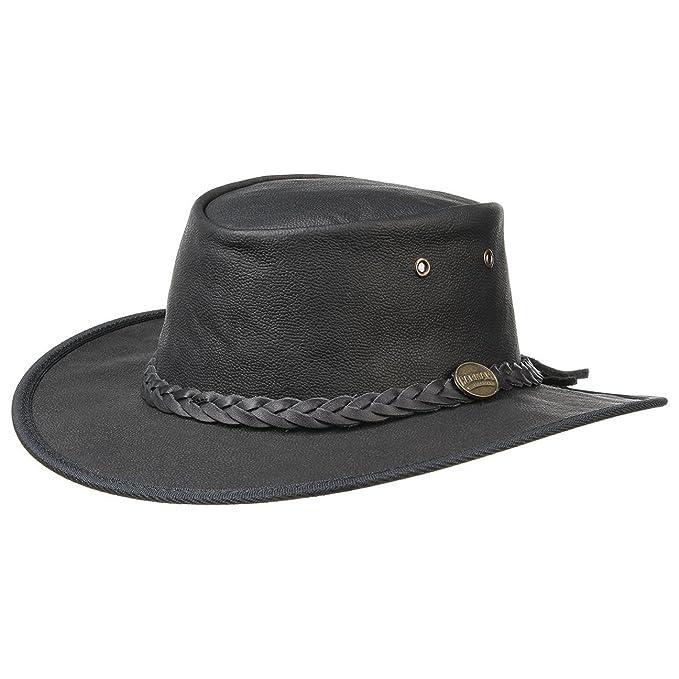 Barmah Squashy Sundowner Kangaroo by sombrero outdoorsombrero de piel  outdoor  Amazon.es  Ropa y accesorios 06e47250e5c