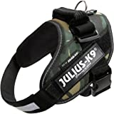 Julius-K9 16IDC-C-0 IDC Powerharness, Dog Harness, Size 0, Camouflage