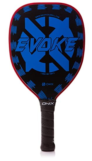 Amazon.com: Onix Grafito Evoke Tear Drop Pickleball Paddle ...